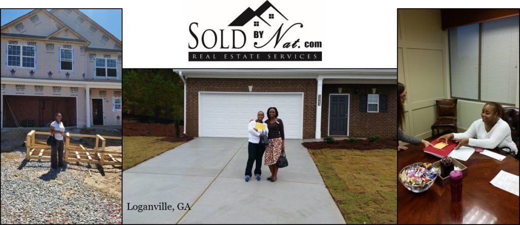buying new construction in Loganville, GA - soldbynat.com- Realtor, Natasha Bazile